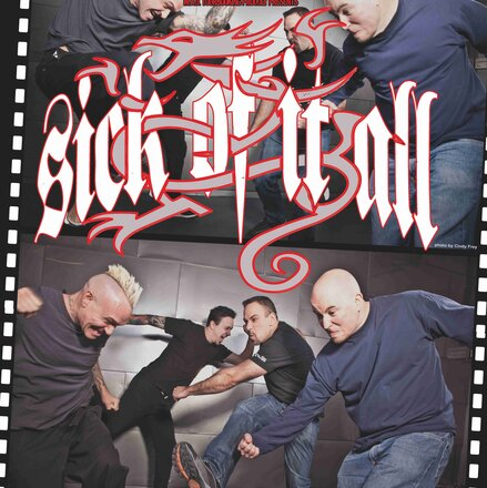 Sick Tattoos on Konzert Mit Sick Of It All Und Unexplained   Kultur   Unterhaltung